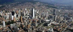 the second-largest city in Colombia